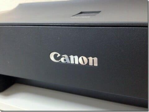 自作エフェクター製作のための激安プリンタ購入!シール印刷はこれで十分でした Canon/PIXUS iP2700