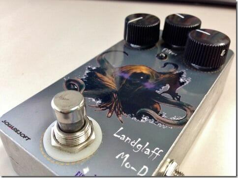 【自作エフェクター】RAT系DIST「ランドグラフMOD」の製作