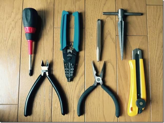 【初心者向け】プロも使っている電子工作に必要な工具まとめ