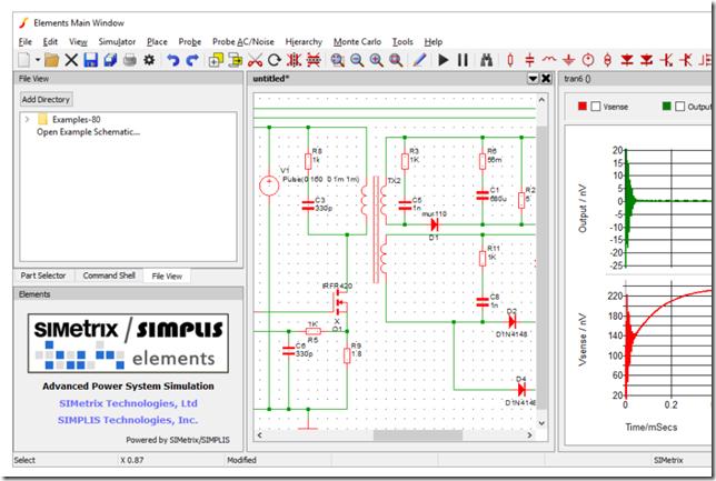 回路シミュレーターSIMetrixの無償版を10分でインストールする方法