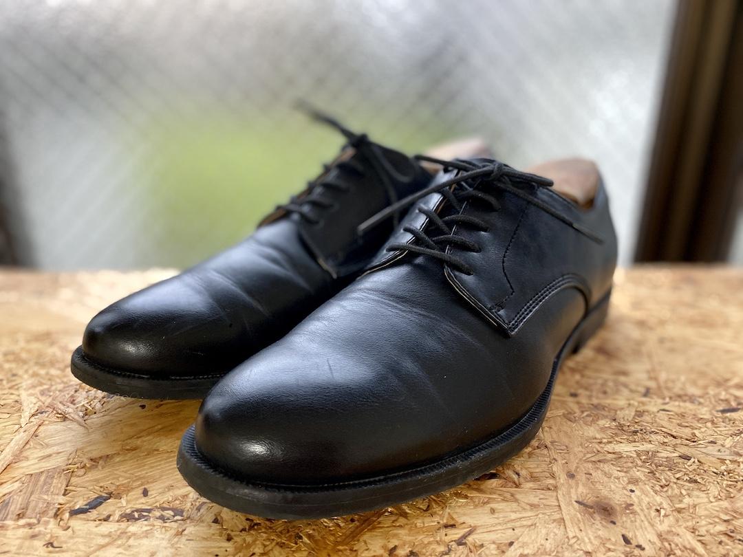 僕のGU革靴