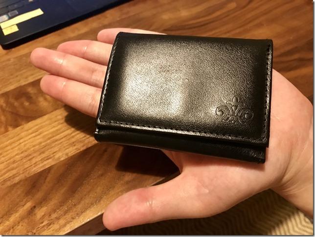 クールビズのために「小さい財布」に乗り換えた話