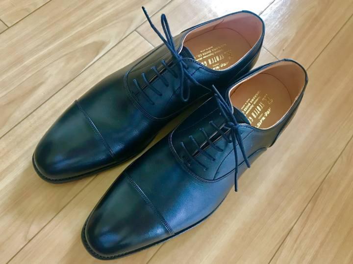 【スコッチグレイン】これで年収アップ!?4万円の革靴を入手した話