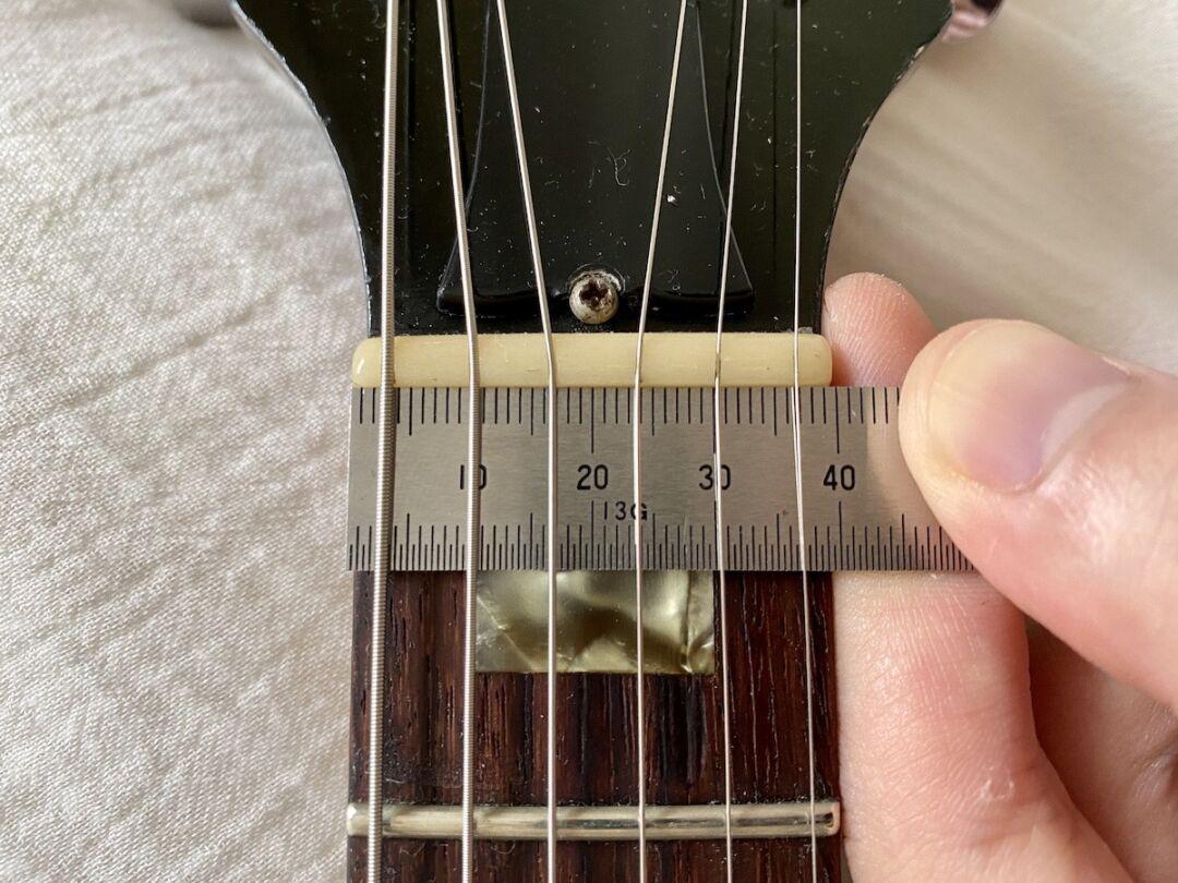 Gibson SG Special narrow neck